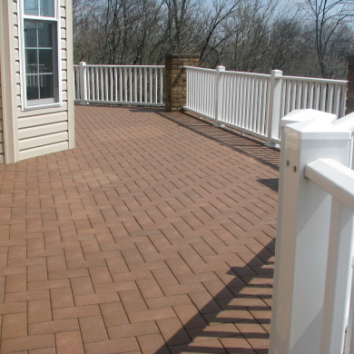decking pavers