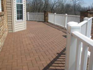 decking pavers